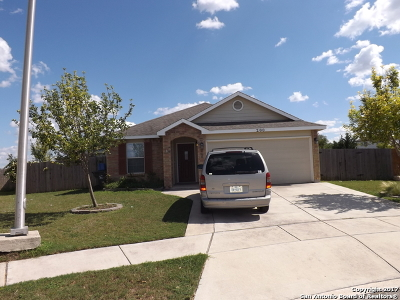 Selma Single Family Home Active RFR: 200 Cactus Patch