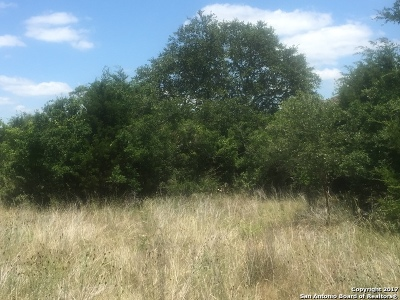 New Braunfels Residential Lots & Land Back on Market: 1119 (Lot 753) Diretto Dr