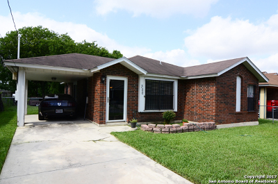 Single Family Home For Sale: 350 Vincent St