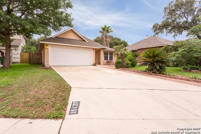 San Antonio Single Family Home Back on Market: 15127 Preston Court Dr
