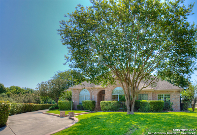 New Braunfels Single Family Home For Sale: 180 Country Grace S
