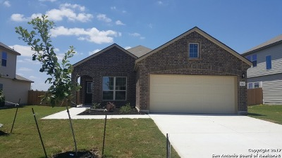 Guadalupe County Single Family Home For Sale: 740 Morgans Mill