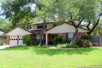 Bexar County Single Family Home Price Change: 2127 Green Creek St