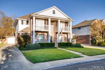 San Antonio Single Family Home Back on Market: 13818 Shavano Rdg