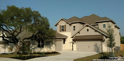 Fair Oaks Ranch Single Family Home For Sale: 9014 Graford Ridge