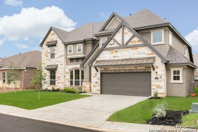 Single Family Home For Sale: 17811 Hillsedge