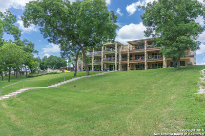 New Braunfels Condo/Townhouse For Sale: 540 River Run #303