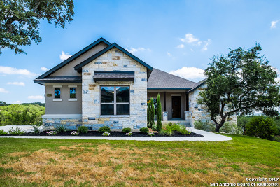 Johnson Ranch, Johnson Ranch - Comal Single Family Home For Sale: 31022 Charolais Way