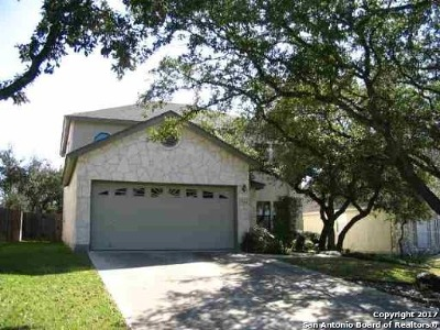 Stone Oak Single Family Home For Sale: 19414 Sweet Oak
