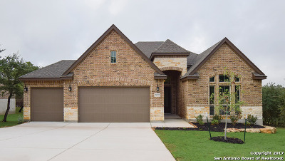 Boerne Single Family Home For Sale: 26919 Sage Creek