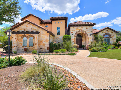 San Antonio Single Family Home Price Change: 923 Campanile