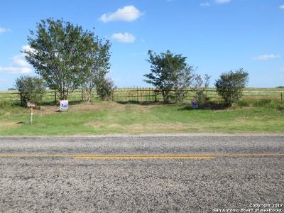 Wilson County Farm & Ranch For Sale: 2748 Fm 1107