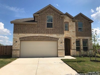 New Braunfels Single Family Home Price Change: 5610 Haven Way