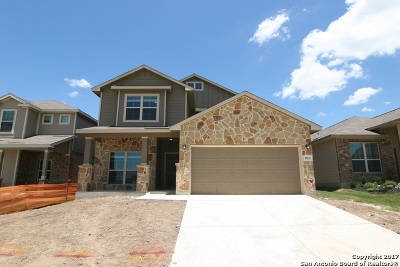 Converse Single Family Home For Sale: 10211 Barbeque Bay