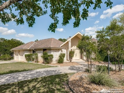 Comal County Single Family Home For Sale: 9504 Goldenrod Cir