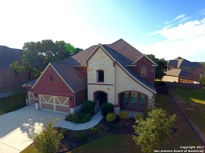 Boerne Single Family Home Price Change: 26315 Tawny Way