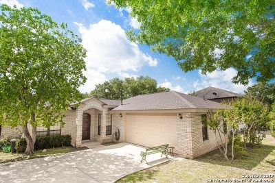 Single Family Home Price Change: 16608 Green Maze Ln