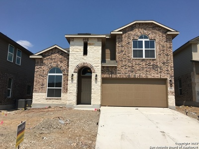 Alamo Ranch Single Family Home For Sale: 13131 Panhandle Cove