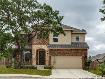 Boerne Single Family Home For Sale: 7902 Ashfield Way