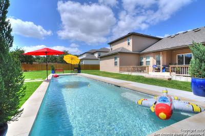 San Antonio Single Family Home Back on Market: 27718 Cazador Trl