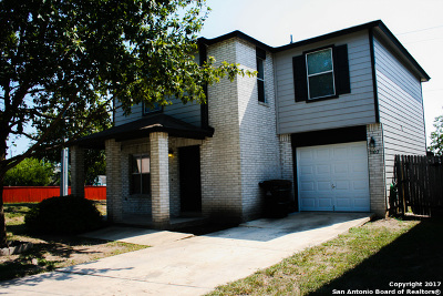 Single Family Home For Sale: 11102 Bench Oaks