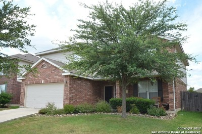 Helotes Single Family Home For Sale: 8507 Feather Trl