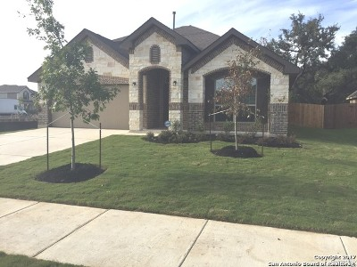 Schertz Single Family Home For Sale: 11511 Hansons Forest