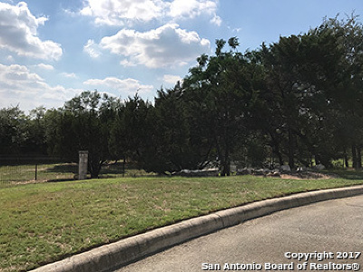 San Antonio TX Residential Lots & Land Sold: $275,000