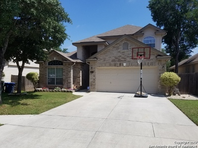 San Antonio TX Single Family Home For Sale: $235,000