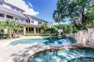 Boerne Single Family Home For Sale: 26930 Ranchland Vw