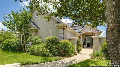 San Antonio Single Family Home For Sale: 19127 Nature Oaks