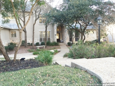 San Antonio Single Family Home Back on Market: 15 Byron Nelson