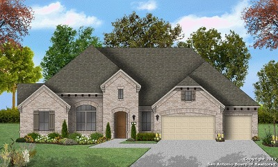 New Braunfels Single Family Home Back on Market: 5760 High Forest Dr