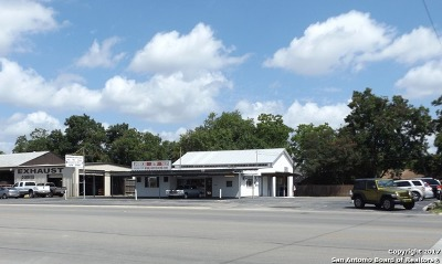 Comal County Commercial For Sale: 544 S Business Ih 35