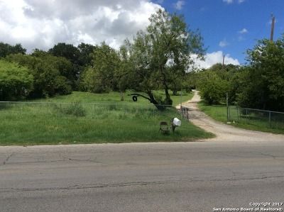 San Antonio Residential Lots & Land For Sale: 4823 Gus Eckert Rd