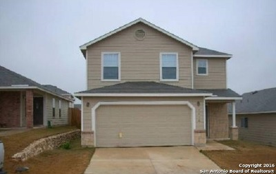 San Antonio Single Family Home For Sale: 3630 Longhorn Crk