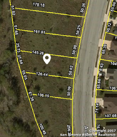 Converse Residential Lots & Land For Sale: 9534 Autumn Run Ln