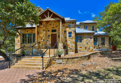 Boerne TX Single Family Home For Sale: $798,000