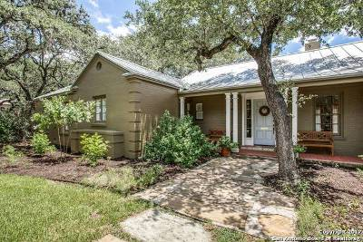 Alamo Heights Single Family Home For Sale: 302 Castano Ave