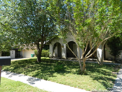 Live Oak Single Family Home For Sale: 11315 Golden Oak Trl