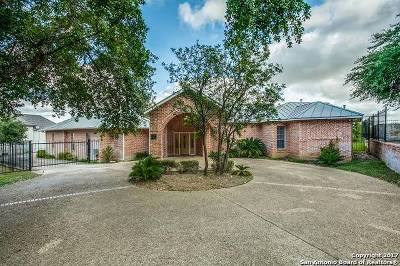 San Antonio Single Family Home For Sale: 7 Paddington Way
