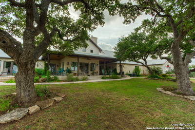 Bandera County Single Family Home For Sale: 2814 Panther Hollow Dr