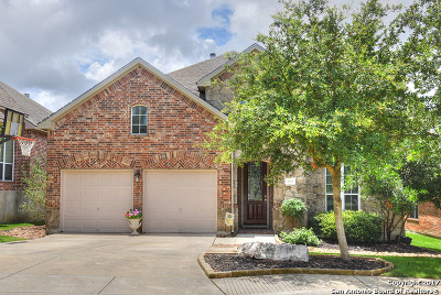 Cibolo Canyons Single Family Home For Sale: 3210 Valley Crk