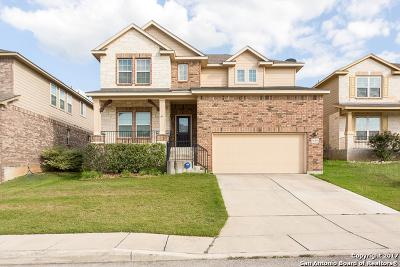 Single Family Home For Sale: 26106 Destiny Rdg