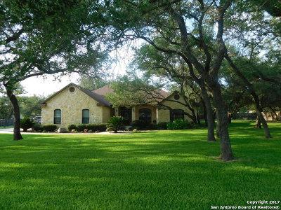 La Vernia Single Family Home For Sale: 424 Rose Blossom Loop