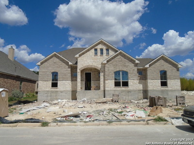 Boerne Single Family Home Back on Market: 26346 Tawny Way