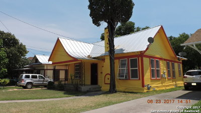 Single Family Home For Sale: 456 E Mitchell St