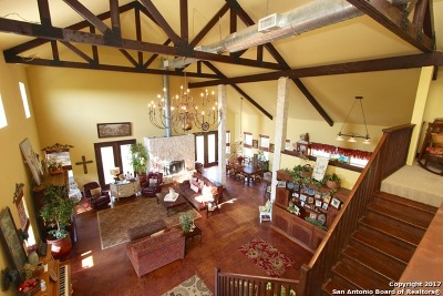 Wilson County Single Family Home For Sale: 12.5 Ac County Road 323
