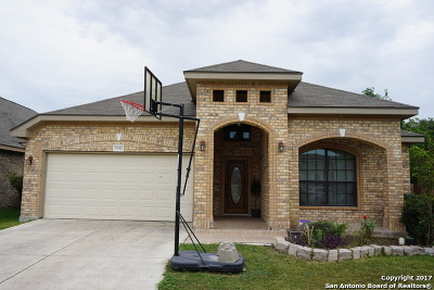 Single Family Home For Sale: 5542 Cross Pond