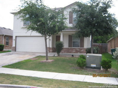 Converse Single Family Home For Sale: 9418 Madison Crk